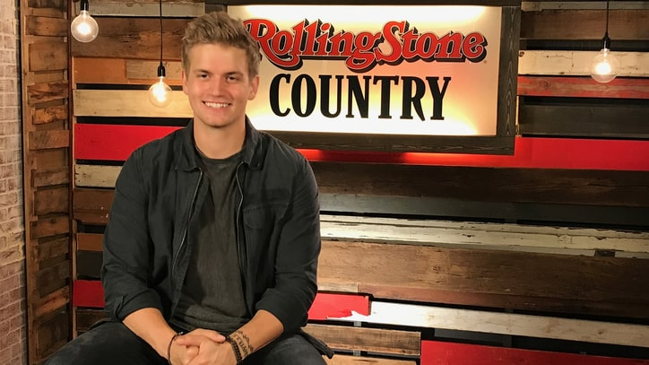 See Levi Hummon Sing 'Don't Waste the Night,' Talk Ed Sheeran Influence