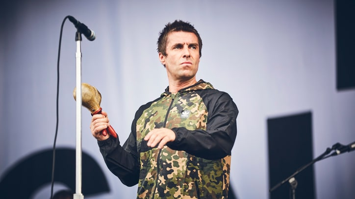 Listen to 'Rolling Stone Music Now' Podcast: Liam Gallagher: Confessions of a Frontman