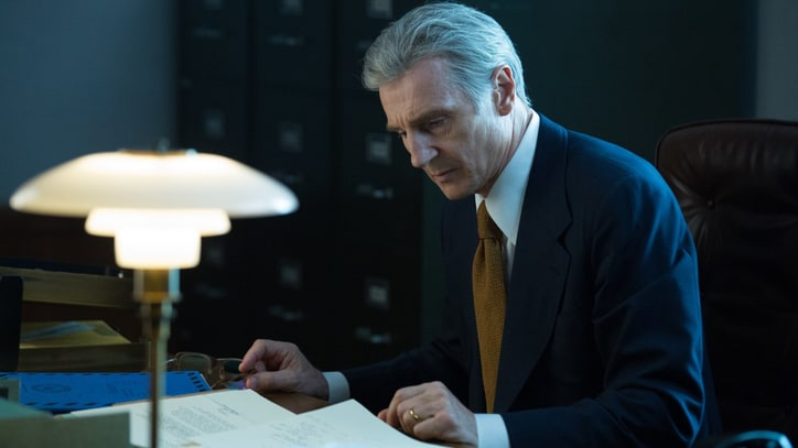 'Mark Felt' Review: Liam Neeson Blows Watergate's Whistle in Deep Throat Biopic