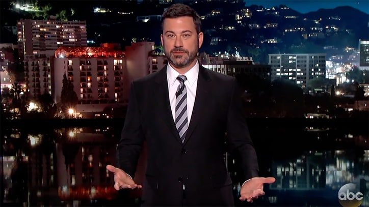 Watch People Rationalize John Wilkes Booth Visiting Trump on 'Kimmel'