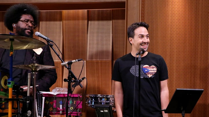 Watch the Roots, Lin-Manuel Miranda's 'Hamilton'-Themed Freestyle