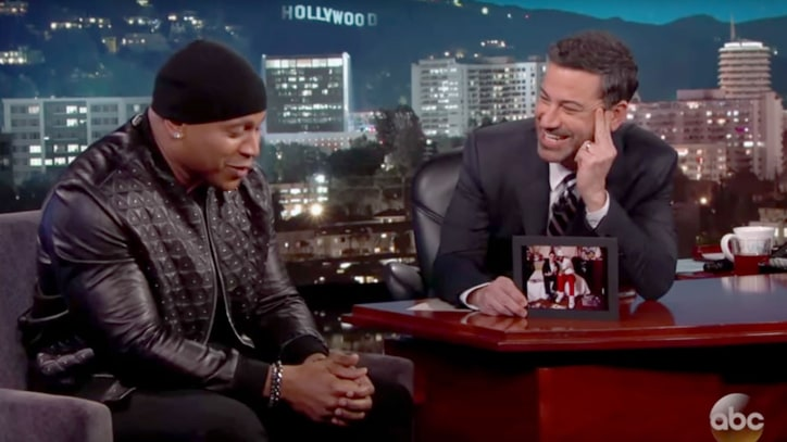 Watch LL Cool J Recall Bizarre 1980s Meeting With Paul Simon