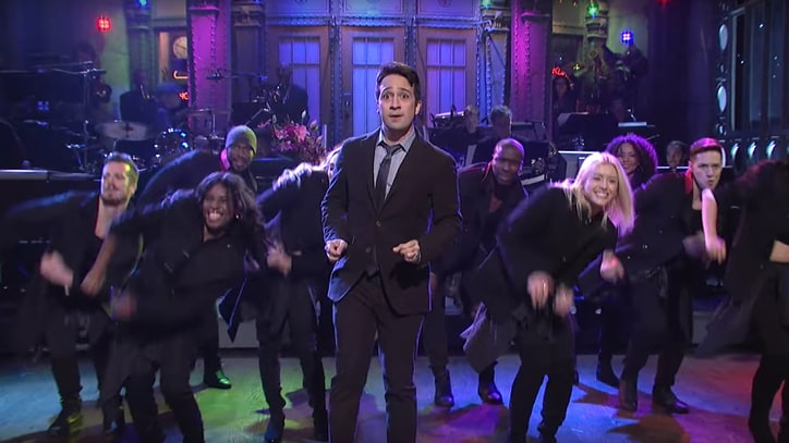Lin-Manuel Miranda on 'SNL': 3 Sketches You Have to See