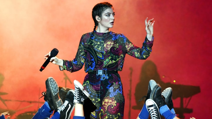 Lorde Sets North American Leg of Melodrama World Tour