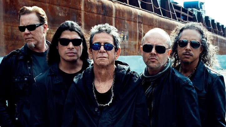 When Metallica Met Lou Reed