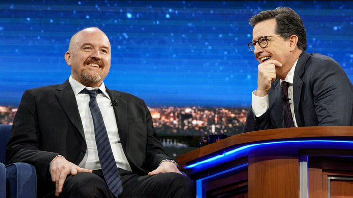 Louis C.K.: Donald Trump Is a 'Lying Sack of S--t'