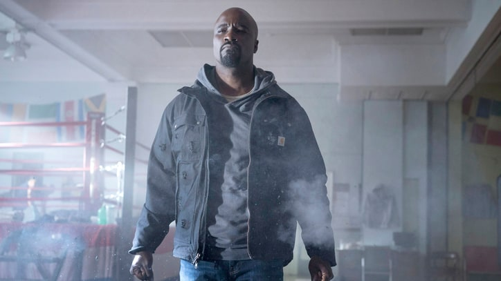 Watch Luke Cage Be a 'Bulletproof Black Man' in Wild New Trailer