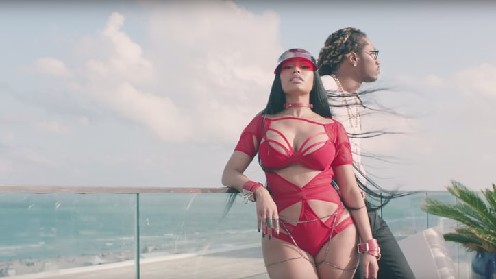 Watch Future, Nicki Minaj's Luxurious 'You Da Baddest' Video