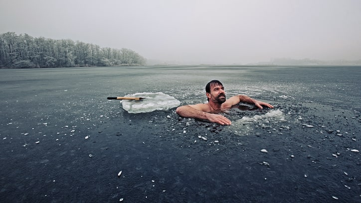 The Cold Cure: What Freezing Water and Extreme Altitude Can Do For Our Health