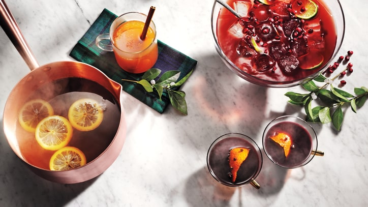 Punch Drunk: Three Holiday Recipes to Kick Off the Season Right