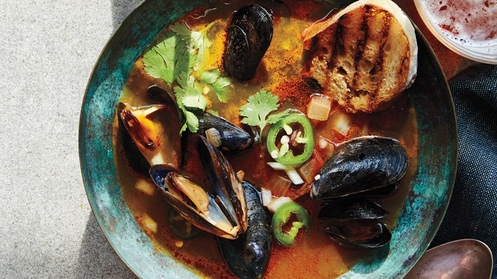 Make the Most of Mussels