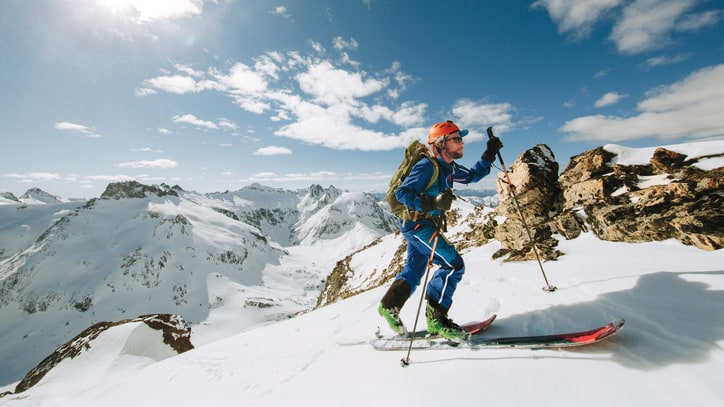 How to Shred 2.5 Million Vertical Feet in a Single Year