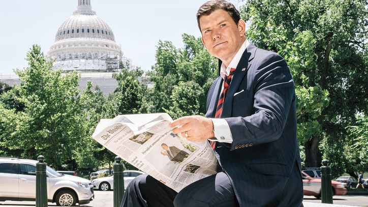 How Fox News' Bret Baier Sheds Pounds (Even in an Election Year)