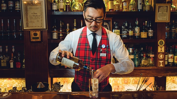 Why Japan Does the Art of the Cocktail Better Than America