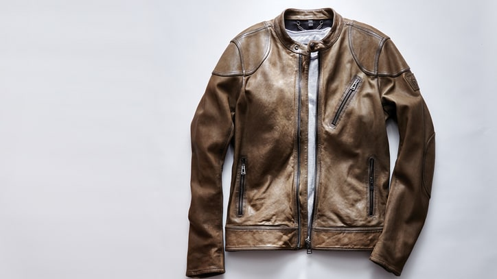The Leather Report: 4 Jackets to Wear Right Now