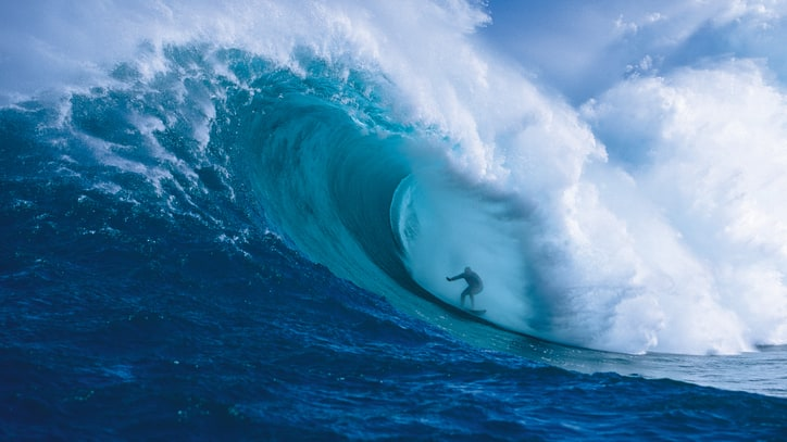 Big Wave's Wild Man: The Story of Garrett McNamara