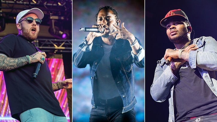 Hear Kendrick Lamar, Mac Miller, Kevin Gates Team for Bristling 'Cold Summer'