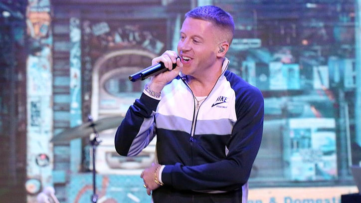 Watch Macklemore's Uplifting Performance of 'Corner Store' on 'Fallon'