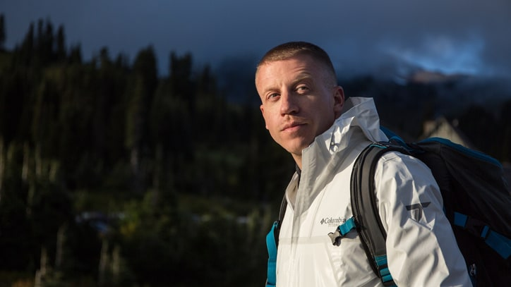 Macklemore Hikes (Around) Mount Rainier In This Columbia Sportswear Campaign