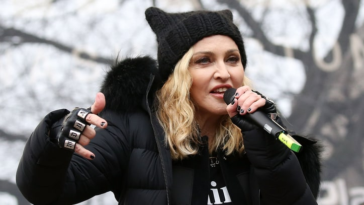 Texas Radio Station Bans Madonna After Speech at Women's March
