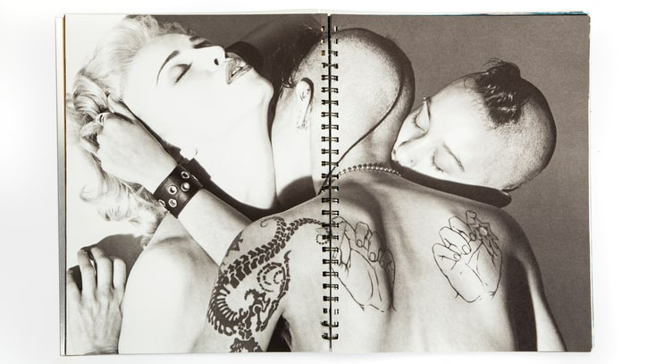 Madonna's 'Erotica,' 'Sex': Why Musical Masterpiece, Defiant Book Still Matter
