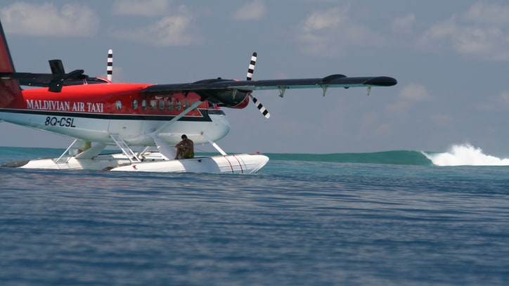 Surf Lineup Too Crowded? Get on a Seaplane