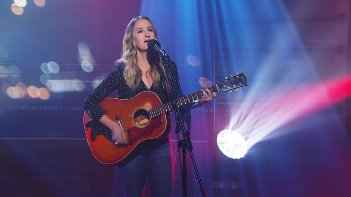 Watch Margo Price Talk Trump, Play 'All American Made' on 'Daily Show'