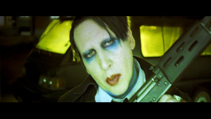 Watch Marilyn Manson, Nuns Terrorize Suburbia in Disturbing New Video