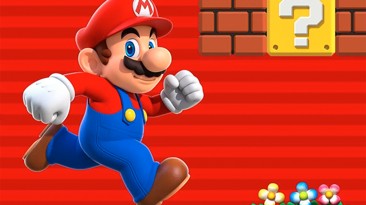 'Super Mario Run' Appears on Android Store