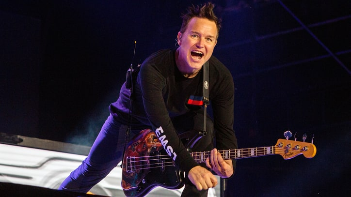 Hear Mark Hoppus' New Pop-Punk Song For Hurricane Harvey Dog Relief