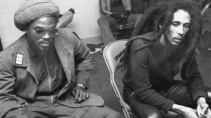 The Night Bob Marley Got Shot