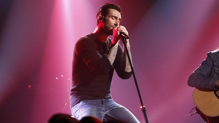 Hear Adam Levine's Powerful Cover of Chris Cornell's 'Seasons' on 'Stern'