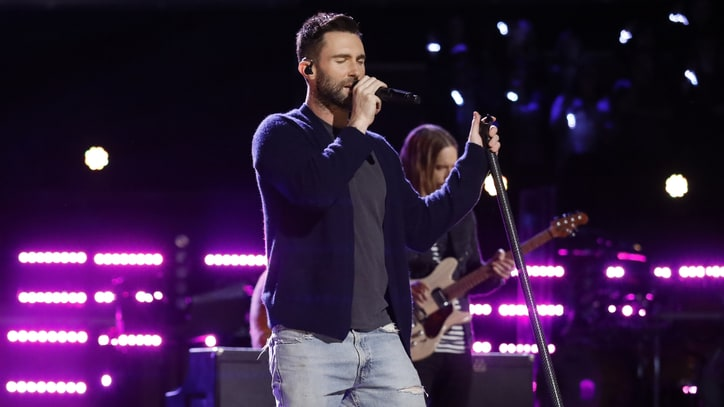 Watch Maroon 5 Deliver Breezy 'Don't Wanna Know' on 'The Voice'
