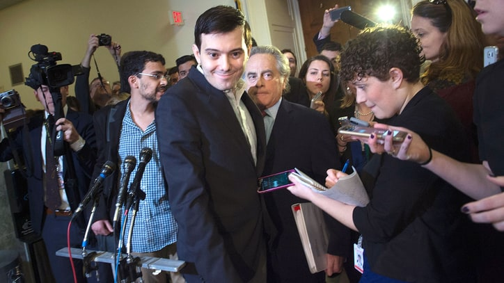 Despicable 'Pharma Bro' Martin Shkreli's Terrible Deeds: A Timeline
