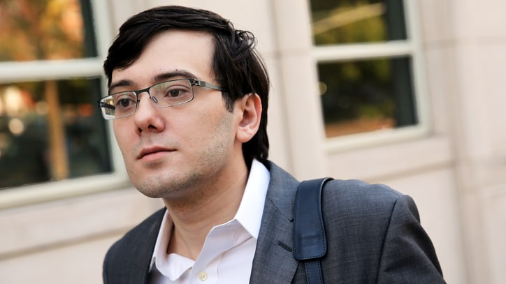 'Pharma Bro' Martin Shkreli Found Guilty on Three Counts in Securities Fraud Trial