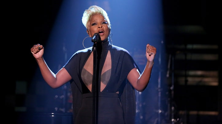 Watch Mary J. Blige Perform Swaggering 'Love Yourself' With the Roots