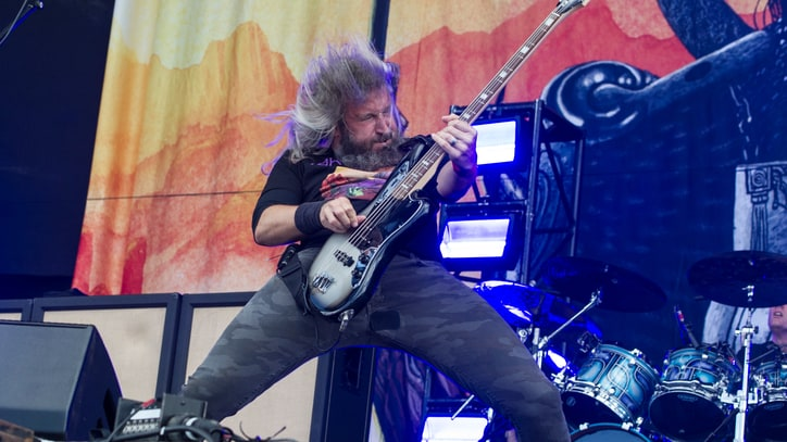 Mastodon Extend Tour With New North American, U.K. Dates
