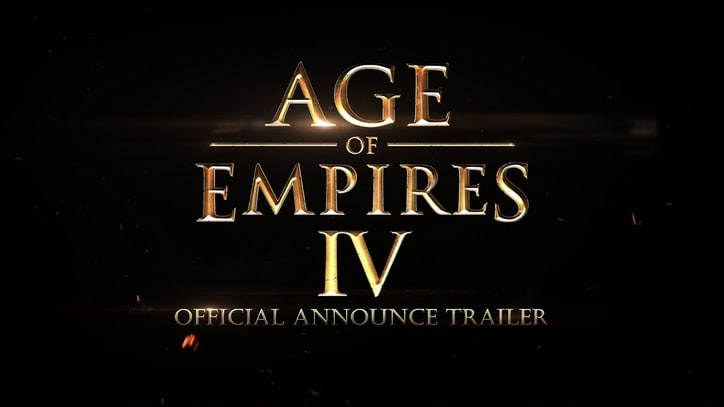 A New 'Age of Empires' Is in Development