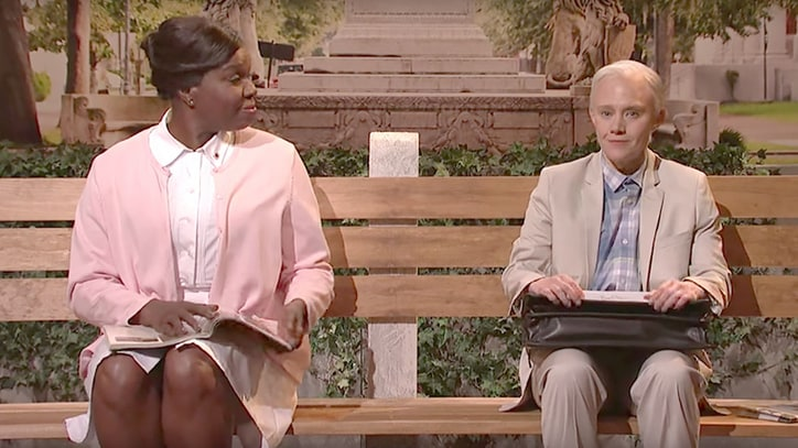 Watch Kate McKinnon Turn Jeff Sessions Into Forrest Gump on 'SNL'