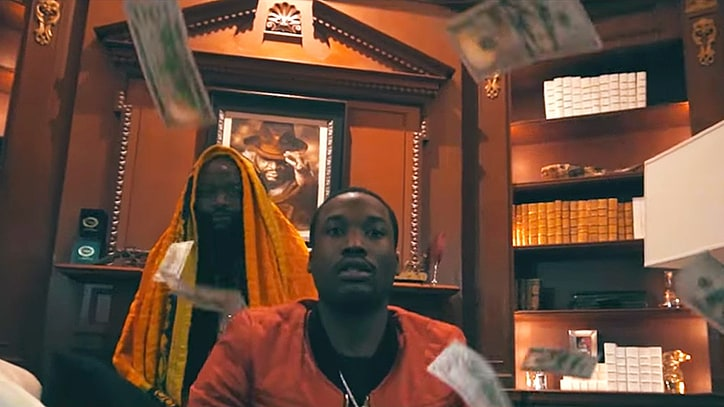 Watch Meek Mill's Opulent 'On the Regular' Video