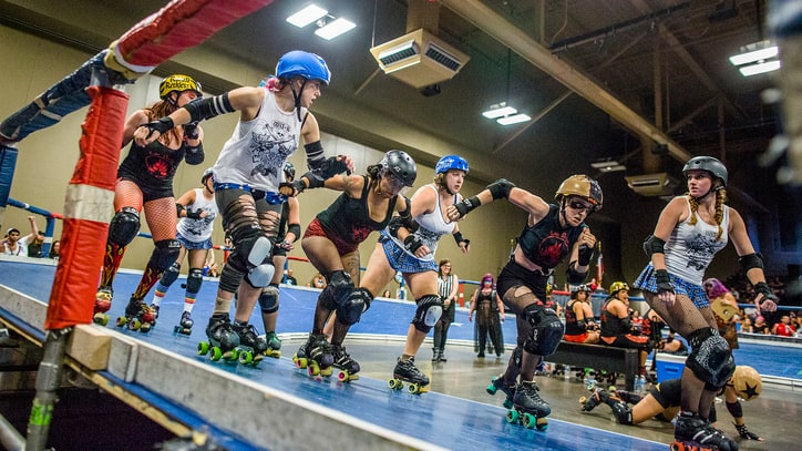 Texas Tough: Meet the Hardcore Women of Austin Roller Derby