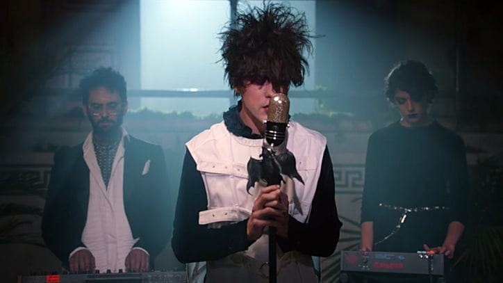 Watch MGMT's Sinister New 'Little Dark Age' Video