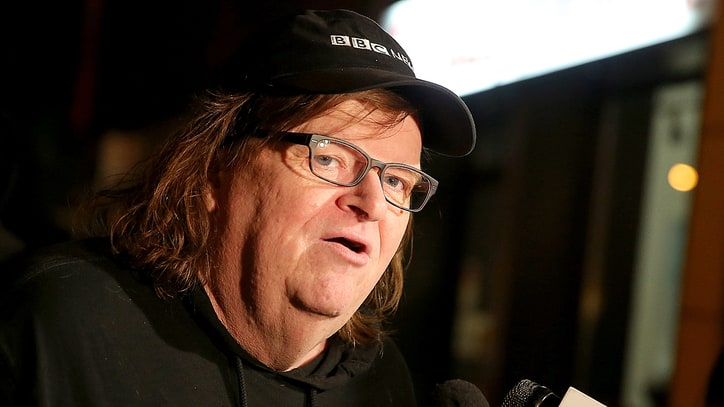 Michael Moore Reveals New Anti-Trump Satirical Broadway Show
