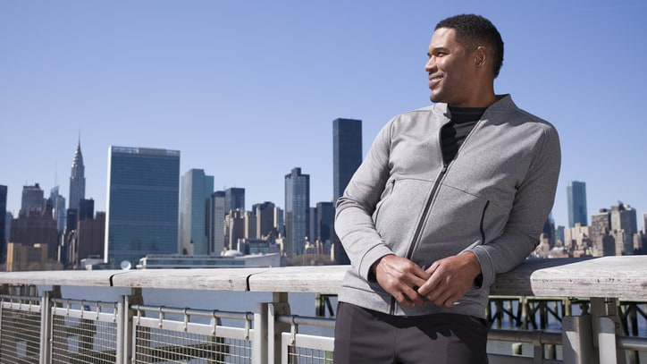 Michael Strahan's New JCPenney Line Is About to Change Athleisure