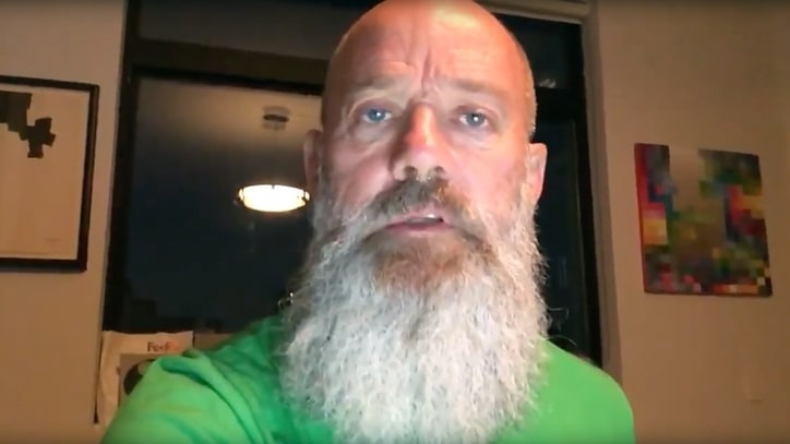 Michael Stipe Posts Video in Support of Chelsea Manning
