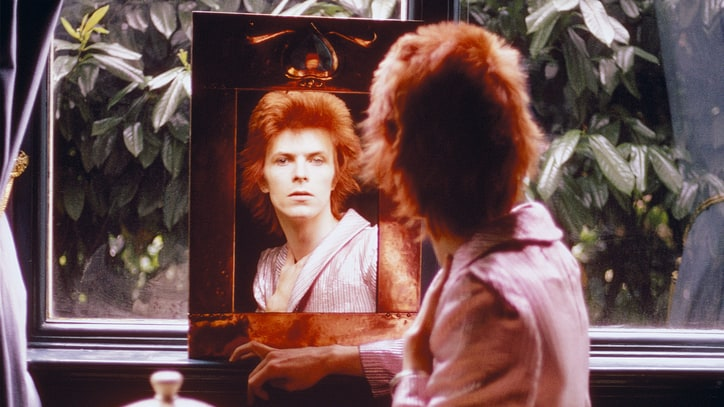 Mick Rock on Shooting David Bowie and His Life-and-Times Doc 'Shot!'
