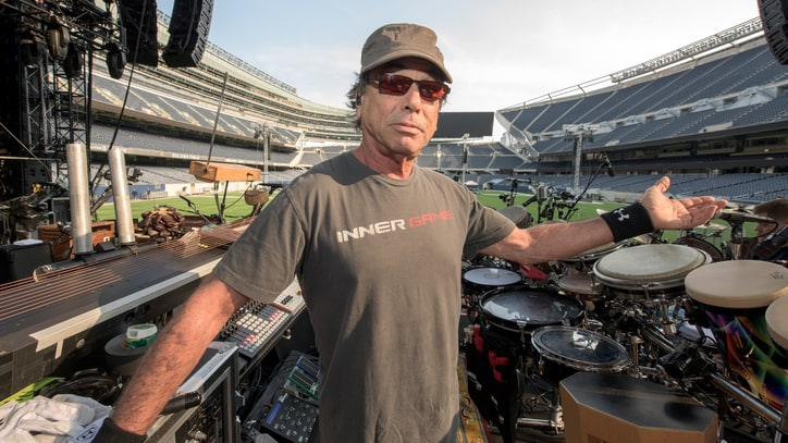 Grateful Dead's Mickey Hart Previews New Solo Album 'RAMU' With Two Songs
