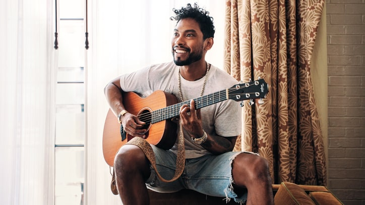 Inside Miguel's 'Easy Rider' Chic