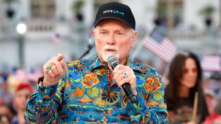 Hear Mike Love's Joyful New Song 'Unleash the Love'
