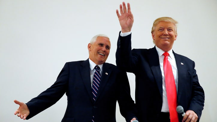 How Mike Pence Jedi Mind Tricks Nearly Everything Trump Says
